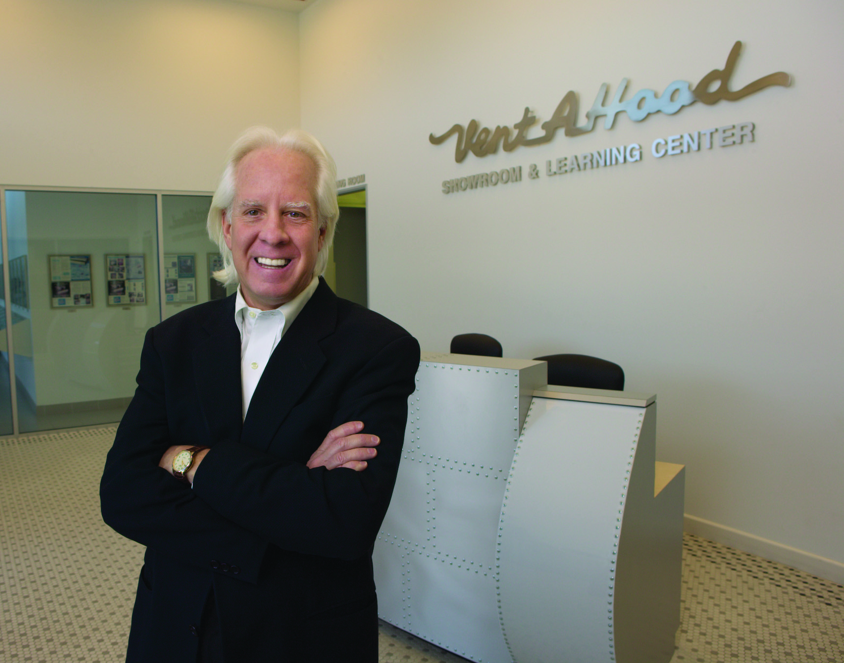 Blake Woodall Is A General Partner And The Vice President Of S For Vent Hood Founded In 1933 Based Richardson Oldest