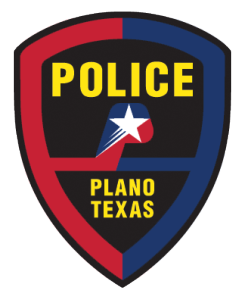 Plano Police Dept Patch Image