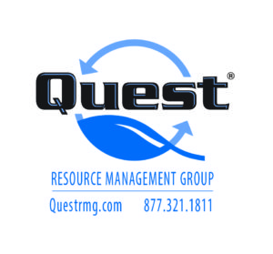 Quest RMG logo with (R)-02
